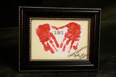 Valentine's Day craft - another great gift idea