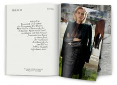 HARPER'S BAZAAR Germany -The most noteworthy magazine launch in recent years.
