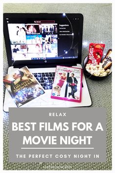 Finding the best film for the perfect cosy night in can make or break your evening. Here are 10 films you can get your hands on to make that night a success Cosy Night In, The Best Films, Night Time, Self Care, Perfect Movie, My Favorite Things, Pyjamas, Comedy, Movies