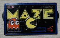Maze Phish Pins