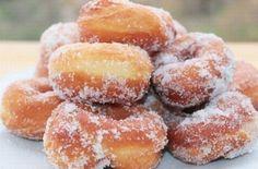 La ricetta delle graffe  #dolci #carnevale #fritti #ciambelle #zucchero #delizia