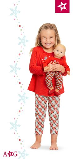 3f498458fa 273 Best Matching outfits for little girls and their American girl ...