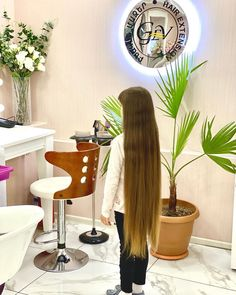Long Hair Cuts, Long Hair Styles, Beautiful Long Hair, Beautiful Ladies, Super Long Hair, Shoulder Length Hair, Dream Hair, Down Hairstyles, Hair Lengths