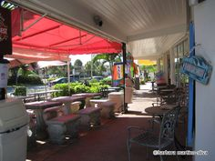 On Ocean Drive offering great coffee, sandwiches, ice cream . just steps to the beach. Vero Beach Florida, Best Honeymoon, Ocean Drive, Great Coffee, Driftwood, Cravings, Restaurants, Sandwiches, Favorite Things