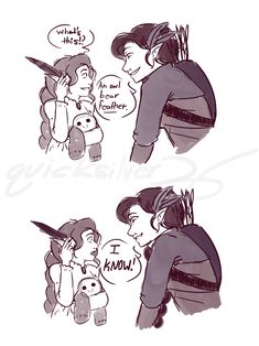 (aka: oh god there's three of them now and vex and vax love her so much i can't stand it she's so important to them. Critical Role Comic, Critical Role Characters, Critical Role Fan Art, Dungeons And Dragons Memes, Vox Machina, Nerd Geek, The Last Airbender, Art Sketches, Nerdy