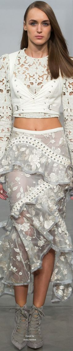 Zimmermann Collection Spring 2017 Ready-to-Wear