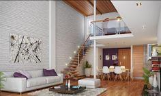 decoracion loft minimalista