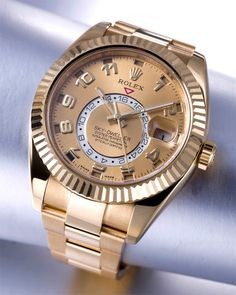 Beautiful Rolex Sky Dweller Watch in terrific video. Watch now and please subscribe! smile emoticon https://www.youtube.com/watch?v=Ym_9BrFo-nw&feature=youtu.be