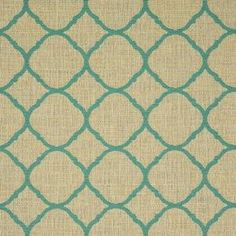 Accord Jade Blue Contemporary Outdoor Fabric by Sunbrella Outdoor Upholstery Fabric, Outdoor Fabric, Upholstery Fabrics, Chair Upholstery, Outdoor Pouf, Indoor Outdoor, Outdoor Ideas, Outdoor Cushions, Furniture