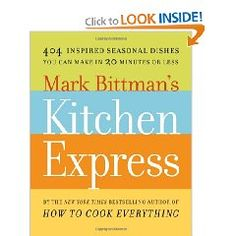 Love Mark Bittman