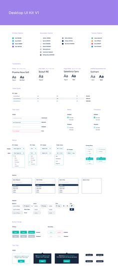 Salesforce Analytics UI Kit / Eli Sebastian Brumbaugh