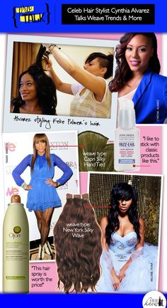 Celeb Hair & Beauty for Black Women | Hue Knew It - Hair Styles, Beauty Trends & Product Suggestions for Black Women