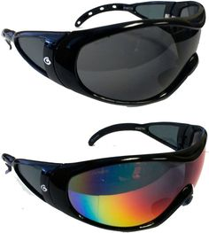 gargoyle wrap around sunglasses Case of 24