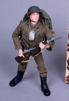 Joe: Retaliation': Bruce Willis takes command Vintage Toys 1970s, 1960s Toys, Vintage Games, Retro Toys, Gi Joe 1, Military Action Figures, Bruce Willis, Top Toys, Childhood Toys