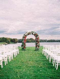 AUTUMN MOSCOW WEDDING