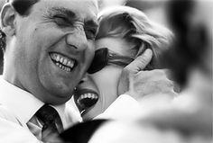 Alberto Sordi e Silvana Mangano a Cannes nel 1960.