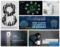 Social media posts for online marketing purpose Social Media Banner, Drinking Water, Online Marketing, Banners, Purpose, Behance, Creative, Banner, Posters