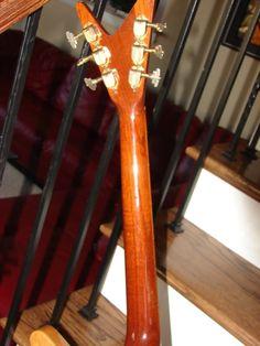 Gibson Korina Futura w/ Split Peghead -tons of pics-   Harmony Central