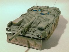 Stridsvagn 103 B Main Battle Tank (Sweden)