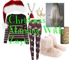"""Christmas Morning With Zayn"" by mrsstyles22 on Polyvore"