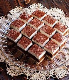 prajitura excelent reteta Romanian Desserts, Romanian Food, Easy Desserts, Dessert Recipes, Christmas Sweets, Sweet Tarts, Dessert Drinks, Amazing Cakes, Coco