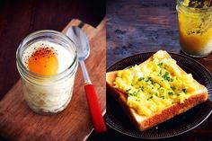 このおいしさ、悶絶級!レンジで作るエッグスラット