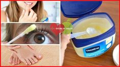 Many households that have a container of vaseline that's rarely used. However, Vaseline has many benefits! Discover the cosmetic uses of Vaseline here. Benefits Of Vaseline, Beauty Secrets, Beauty Hacks, Diy Beauty Treatments, Homemade Beauty Tips, Health World, How To Grow Nails, Tips Belleza, Beauty Routines