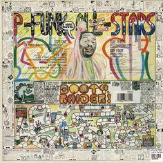 Maggot Brain, Parliament Funkadelic, George Clinton, Bell Art, Mobb, Love Stars, Reggae, Black History, Album Covers