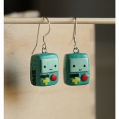 BMO earings - Adventure time!