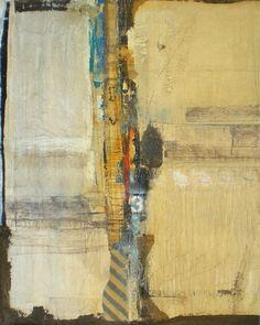 "Peter Kuttner, ""Noise II"", mixed media"