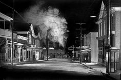 1955 ... O. Winston Link- street scene by x-ray delta one, via Flickr