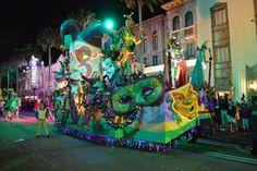 Universal Orlando - Mardi Gras 2013!
