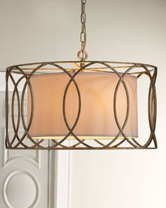 """Sausalito"" Five-Light Chandelier at Neiman Marcus. 24.5"""