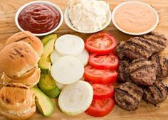 Great for game day! Healthy Mexican Slider - Quick Recipe - American Diabetes Association