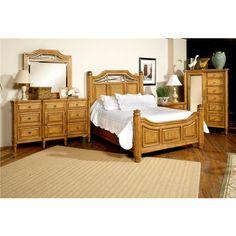 Grand Shores Breakfront Door Dresser by A.R.T. Furniture - Dressers - Bedroom Furniture