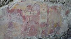 Pintura Mural - Tetitla Teotihuacan