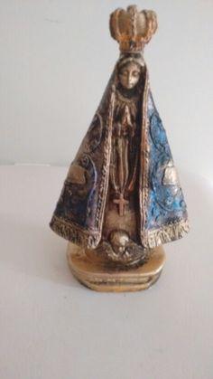 Nossa Senhora Aparecida ( Pátina)