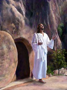 El fue sepultado, pero al tercer día El resucitó