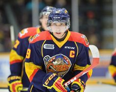Dylan Strome was one of Canada& better players during the World Junior Hockey Championship, but it wasn& enough to help them escape defeat. World Junior Hockey, Hockey World, Canada Hockey, Pro Hockey, Blackhawks Hockey, Nhl Players, Single Player, Best Player, Fine Men