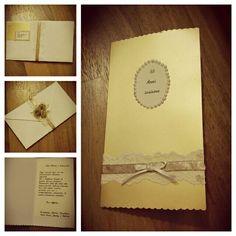 biglietto 50 anni di matrimonio, nozze d'oro