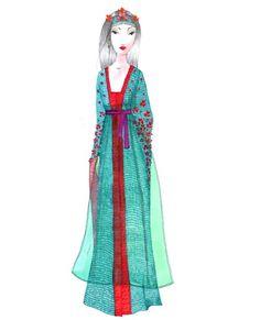 Mulan by Missoni