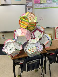 Use Bloom Balls Like a Boss! A project to meet curriculum requirements, integrate subjects, can be differentiated, promote higher-level thinking, and they're fun! http://growinggradebygrade.blogspot.com/2016/09/use-bloom-balls-like-boss.html
