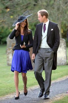 Kate Middleton Photos: Prince William and Kate Middleton at a Friend's Wedding