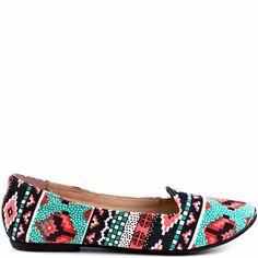 Betsey Johnson - Brritney flat loafer