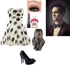 """""""Resturant with Brendon"""" by livi-horan-1d on Polyvore"""