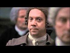 """Escena de la serie de TV """"John Adams"""" en la que se recrea la votación de independencia de los Estados Unidos de América.      Scene from TV serie """"John Adams"""", European Spanish dub, which recreates the voting of the independence of the United States of America."""