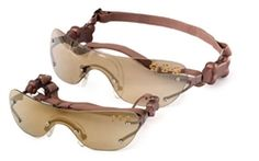 Copper K9 Optix with Gold Mirror Paw Lens