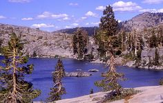 Desolation Wilderness – California