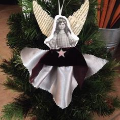 New lovely Angels #handmade #christmasgifts #christmasornaments