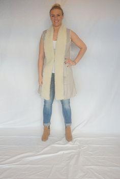 Cozy Cover Vest